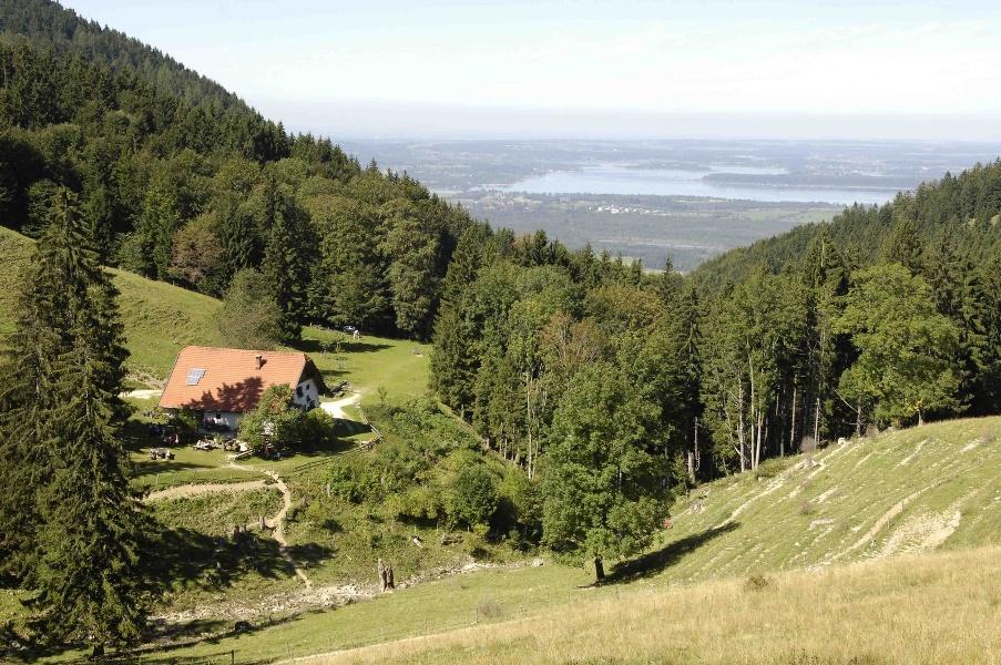 Grassauer und Rottauer Almen - genial vital Tour 1