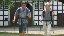 "Nordic-Walking-Park - Route ""sportlich"""