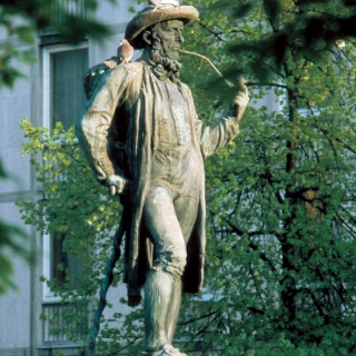 Leineweber-Denkmal