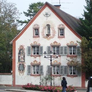 katholisches Pfarrhaus in Hilzingen