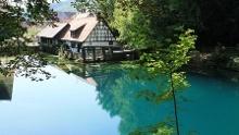 Deutsche Fachwerkstrasse: Radtour von Kirchheim unter Teck nach Blaubeuren