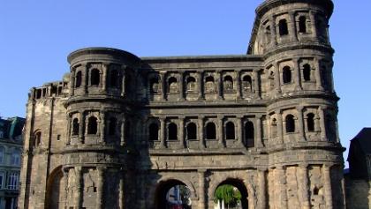 Die Porta Nigra.