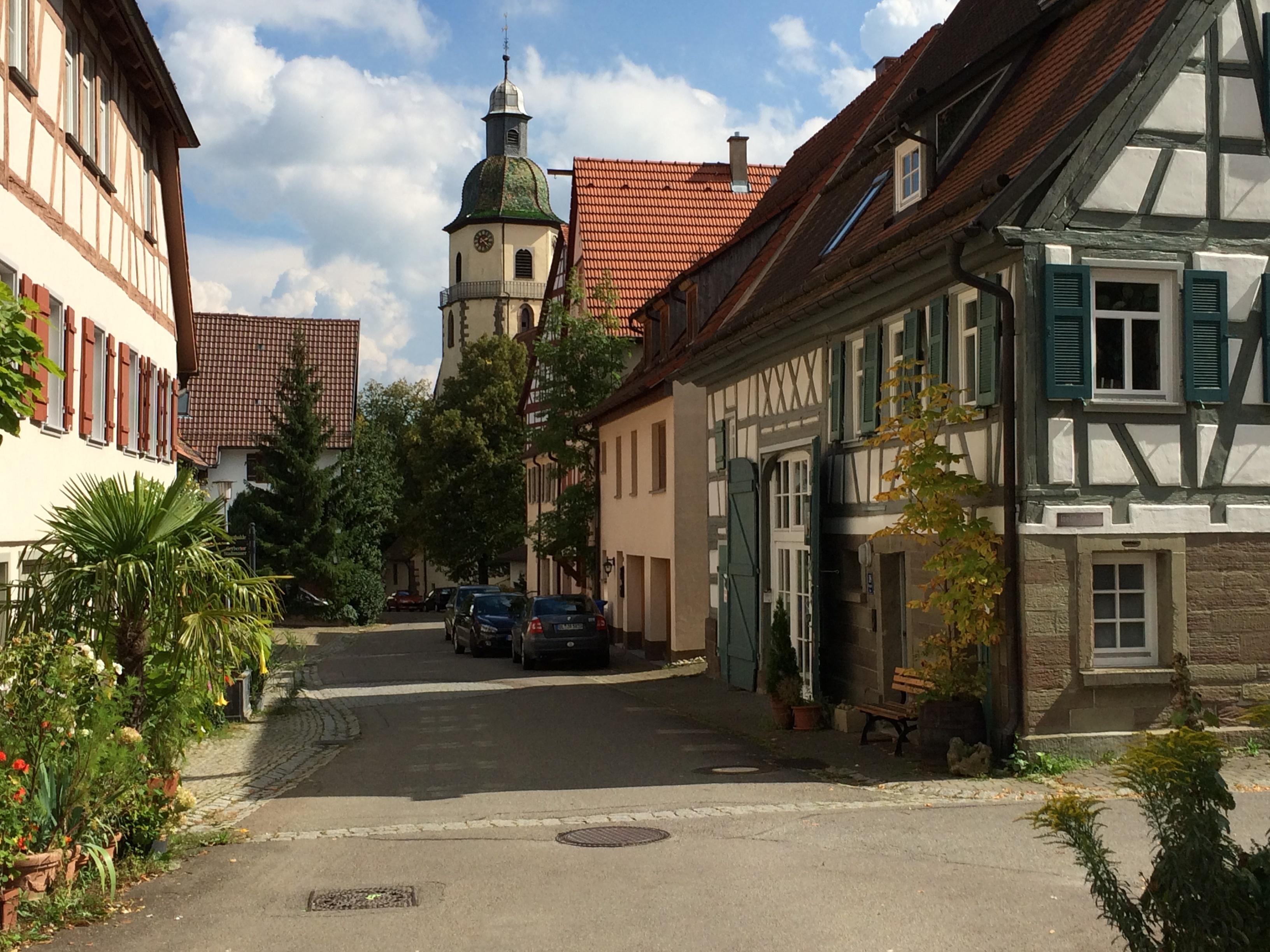 Altstadt Rosenfeld