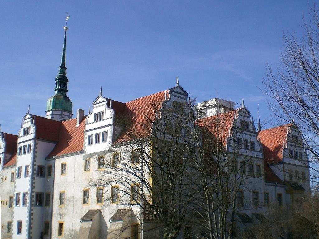 Schloss Doberlug in Doberlug-Kirchhain.