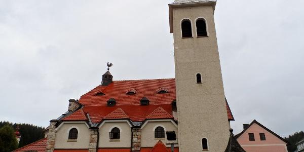Pfarrkirche Mitterbach
