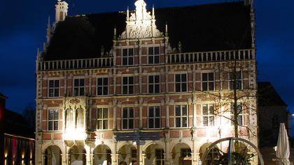 Historisches Rathaus in Bocholt