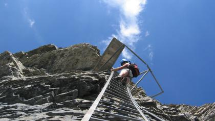 Klettersteig Leukerbad : Klettersteig beschreibung leukerbadner