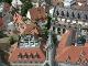 Blick vom Münster auf die Konstanzer Dachgärten. / Quelle: