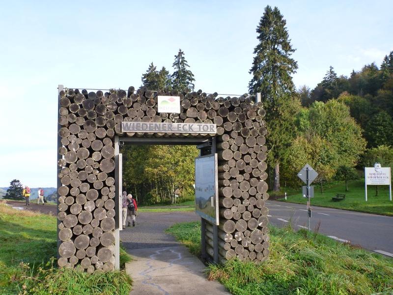 Schwarzwald-Radweg Etappe 5 Neustadt i. Schw. - Wiedener Eck