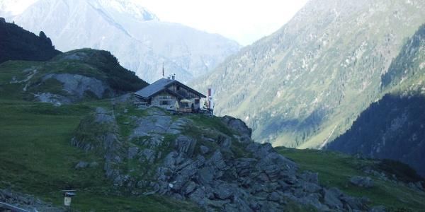Alpeiner Hütte.