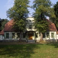 Das Jagdschloss in Friedrichsmoor lädt zur Einkehr ein.