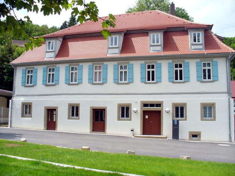 Herrenhaus Buchenbach   - © Quelle: Heinz Obinger