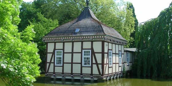 Lusthaus im Schlossgarten Stadthagen