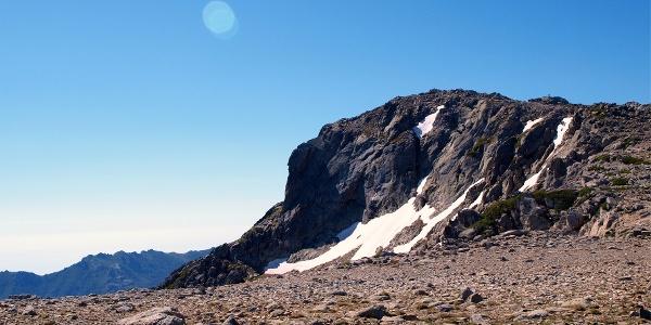 Gipfelplateau 2245 m
