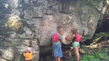 Tolle Aufgaben machen den Weg für Kinder interessant.