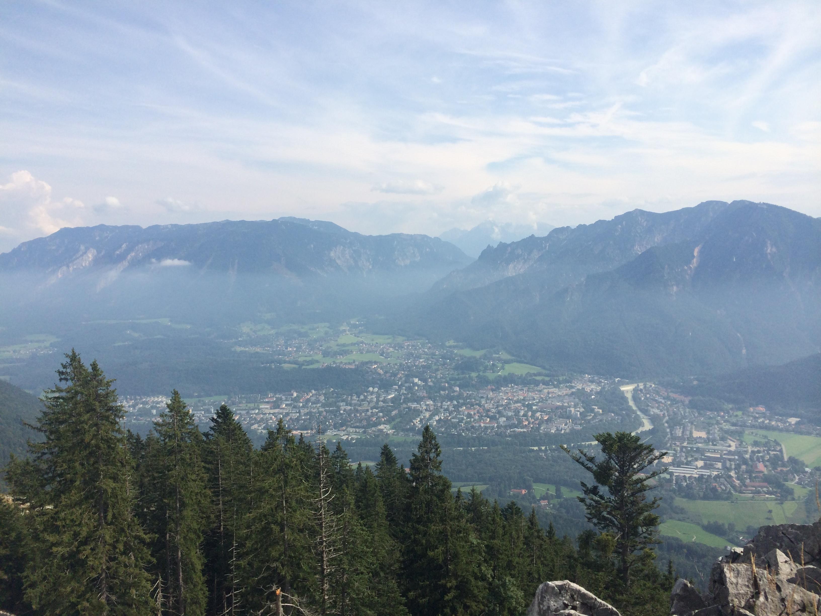 SalzAlpenTour  Bad Reichenhaller Panoramatour
