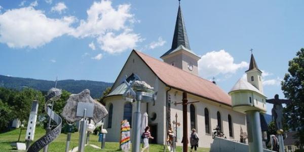 Fresach, Evangelische Kirche
