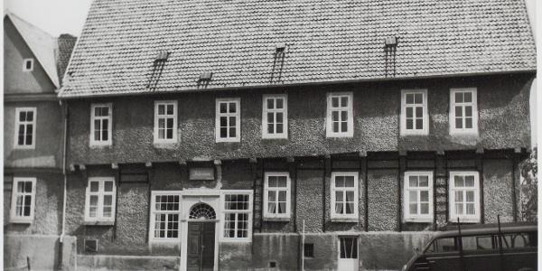Münchhausenhof Bückeburg Historisches Foto