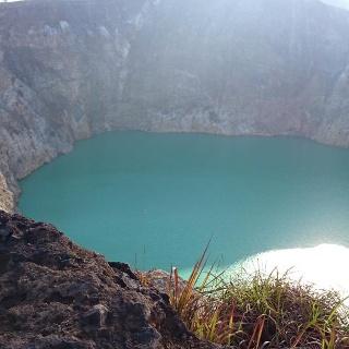 Kratersee Tiwu Ata Polo