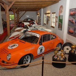 Porsche Automuseum Gmünd