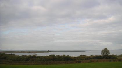 Der Blick auf das Naturschutzgebiet Großen Schwerin.
