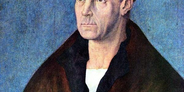 """Porträt des Jakob Fugger """"the Rich"""", (1459-1525) von Albrecht Dürer, um 1519"""