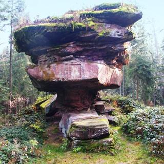Der Kastelstein.