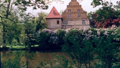 Schloss Holtfeld bei Halle/Westfalen