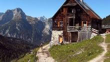 Von Mittenwald nach Riva del Garda durch das Zillertal und die Dolomiten