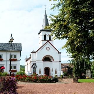 Kirche in Hausen