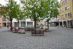 Rathausplatz Unterkochen.