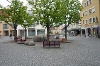 Rathausplatz Unterkochen.   - © Quelle: Outdooractive Redaktion