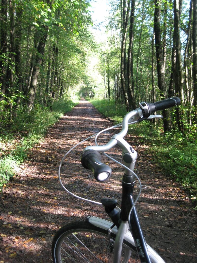 Radwandern Rund um Grassau und Rottau - genial vital  Tour 1a