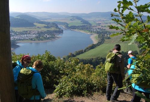 Diemelsteig (Qualitätswanderweg am Diemelsee 2018)