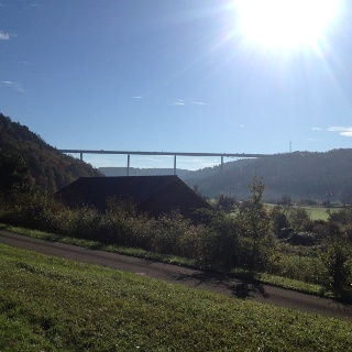 Neckartalbrücke A81
