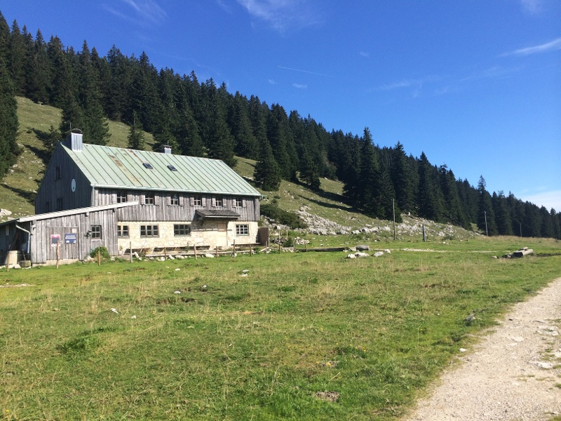 SalzAlpenTour - Chiemsee-Alpenland Etappe 3