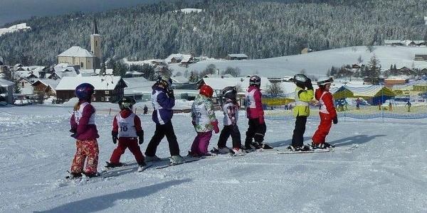Kinderskikurs in Alberschwende