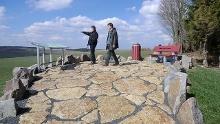 """""""Erlebnistour Bioenergie in Sachsen"""" - Fahrradtour zur Bioenergie in und um Clausnitz"""