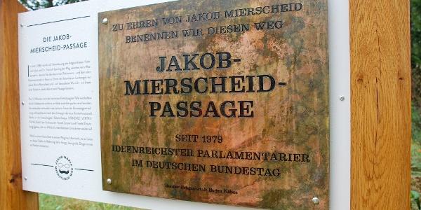 Jakob-Maria-Mierscheid-Passage