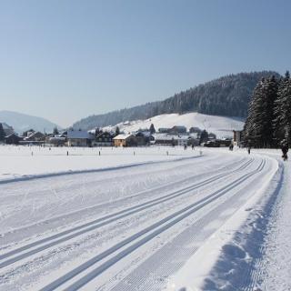 Winterwandern in Hittisau