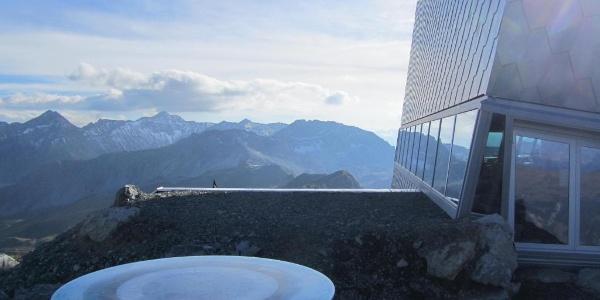 Weisshorn Gipfelrestaurant
