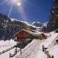 Die Marxegger Alm im Winter