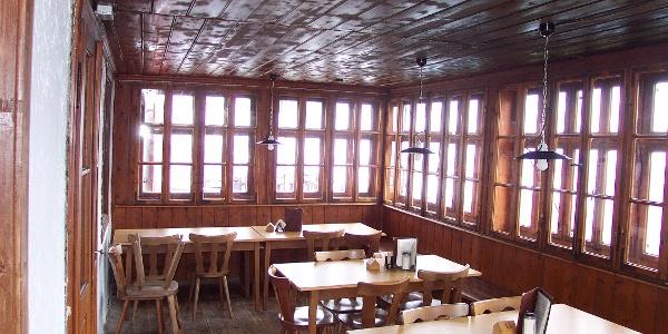 Das Salettl am Watzmannhaus - ein gemütliches Kleinod alpiner Hüttenhistorie mit sensationellem Ausblick