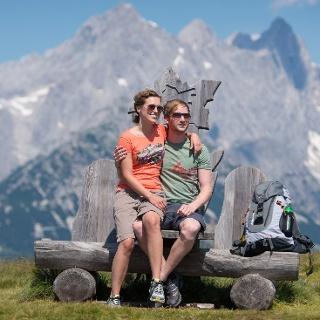 Wandern am Salzburger Almenweg