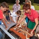 Werkzeuge aus der Steinzeit - C. Bleier für Archäopark Vogelherd