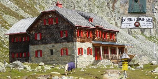 Arthur von Schmid Haus