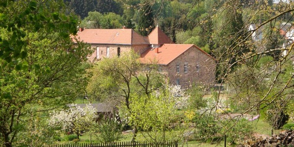 Schloss Itzbach.