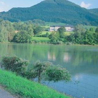 Metzingen-Glems, Stausee