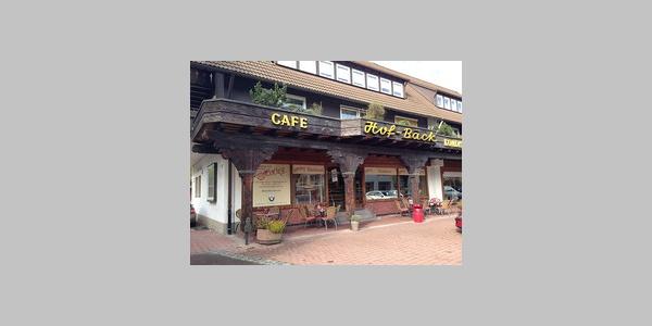 Café Hofbäck, Baiersbronn, Schwarzwald