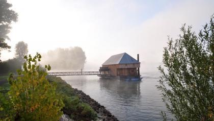 Historische Rheinschiffsmühle Ginsheim